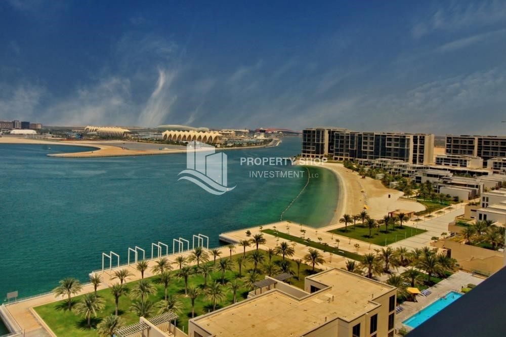 Community - Well Maintained 1BR Apt in Al Zeina Available for rent, up to 12 cheques and 0 commission!