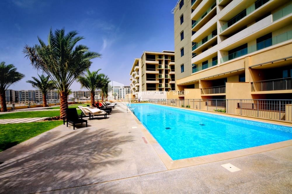 Facilities - Well Maintained 1BR Apt in Al Zeina Available for rent, up to 12 cheques and 0 commission!