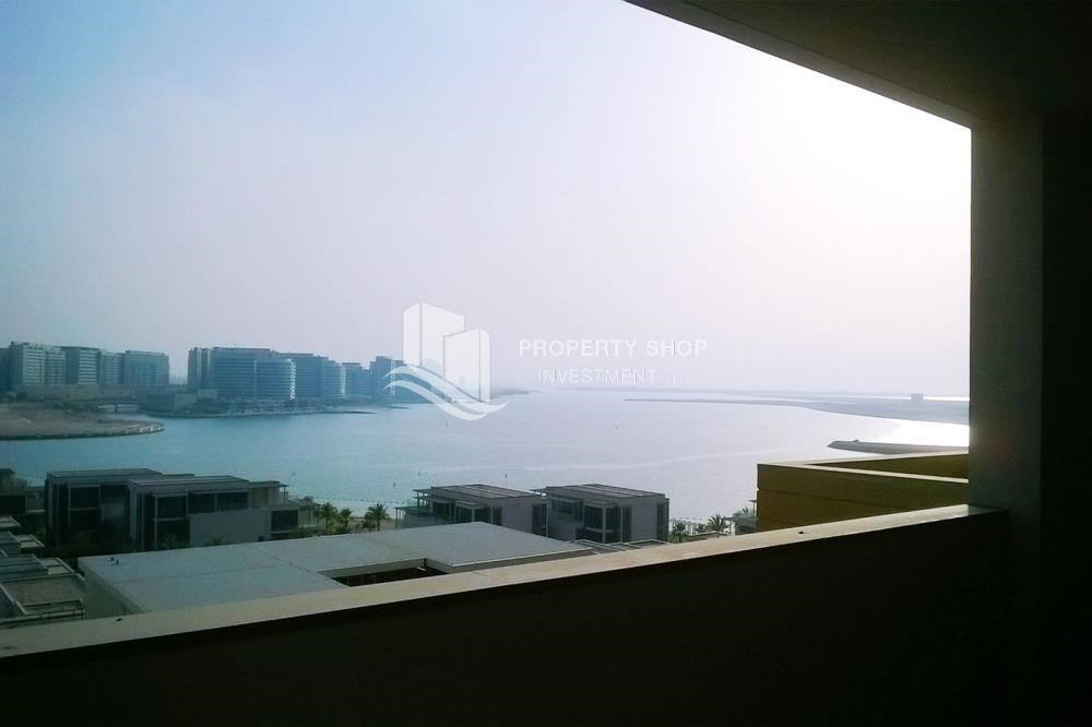 Balcony - Full Sea View Duplex with Extra Space of living