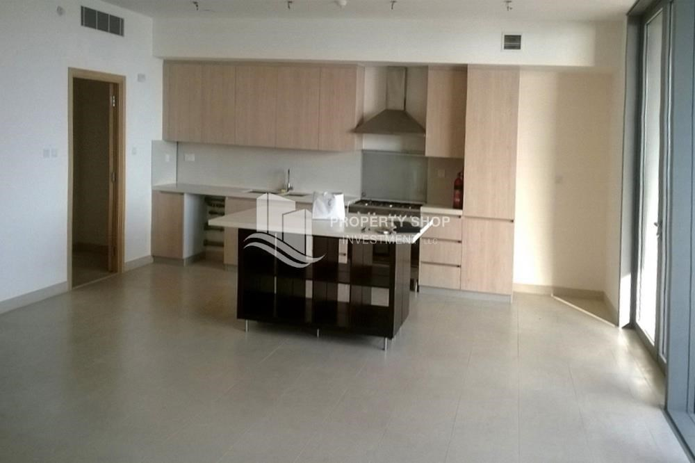 Kitchen - Full Sea View Duplex with Extra Space of living