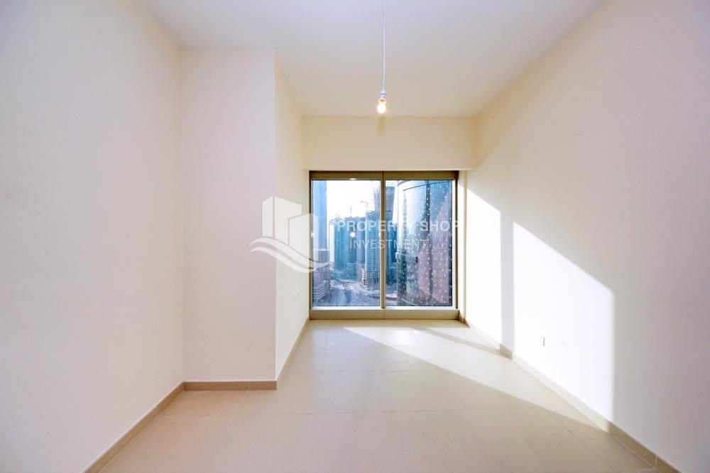 Bedroom - 1 bedroom apartment for rent in Gate Tower