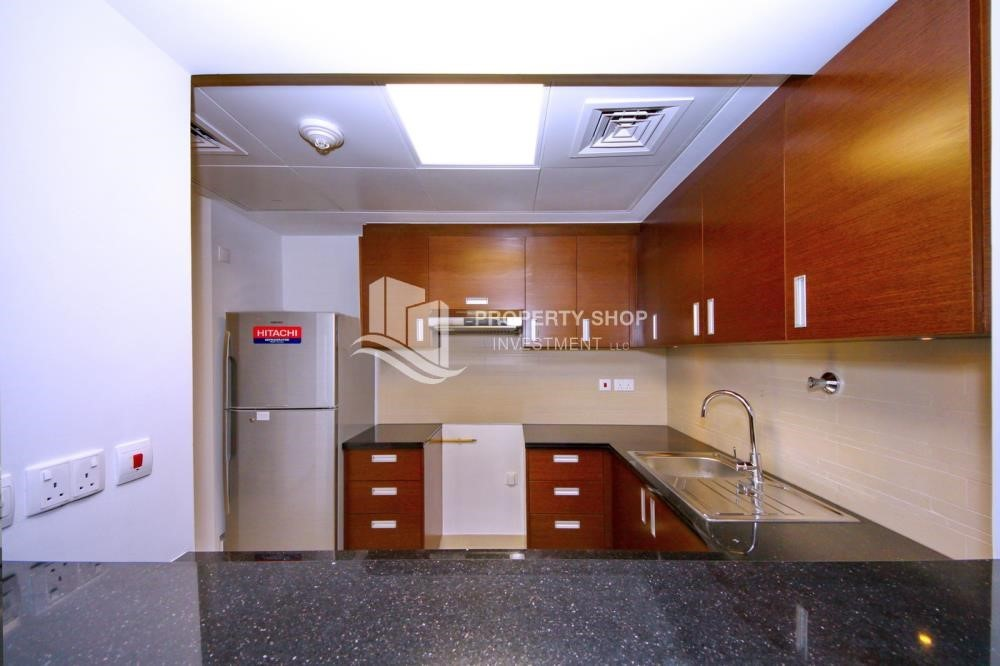 Kitchen - Call the agent and Book for 1BR Apartment with Great Facilities!