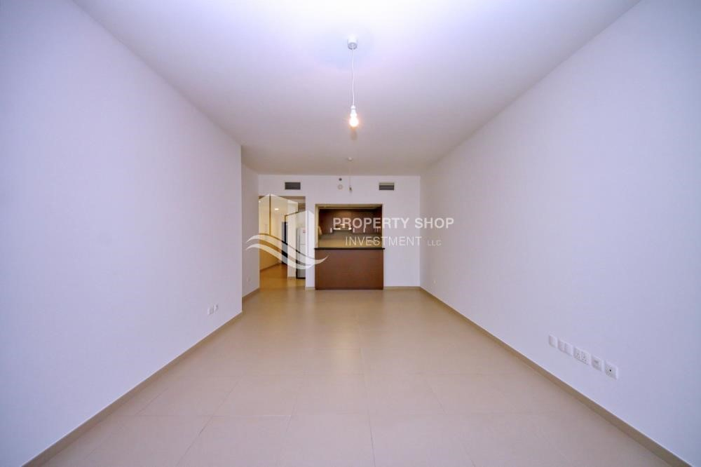 Living Room - Call the agent and Book for 1BR Apartment with Great Facilities!