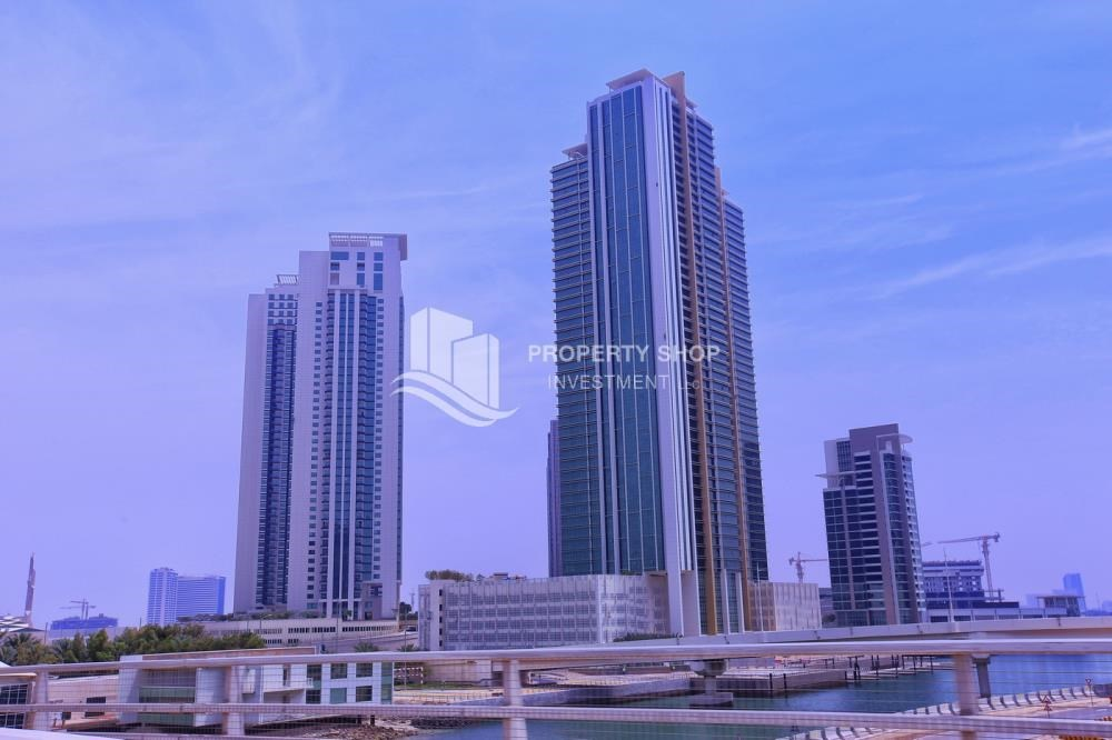 Property - Vacant soon, High Floor Canal View Apt