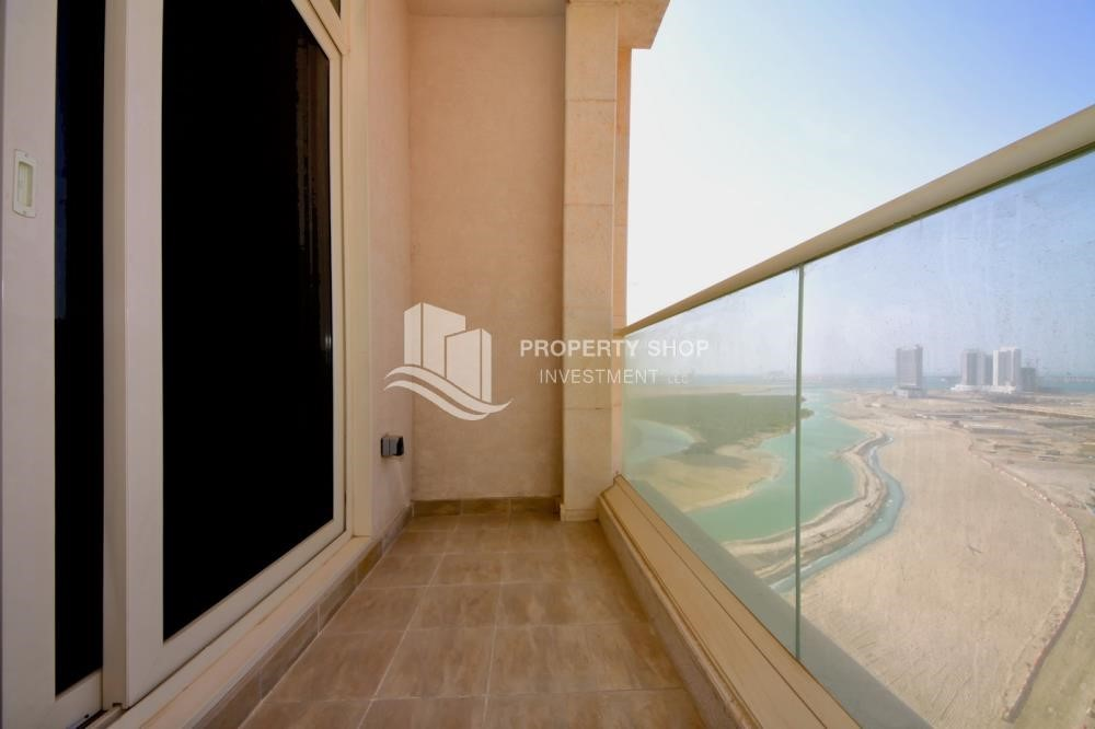 Balcony - 1br, Mangrove Place with Balcony
