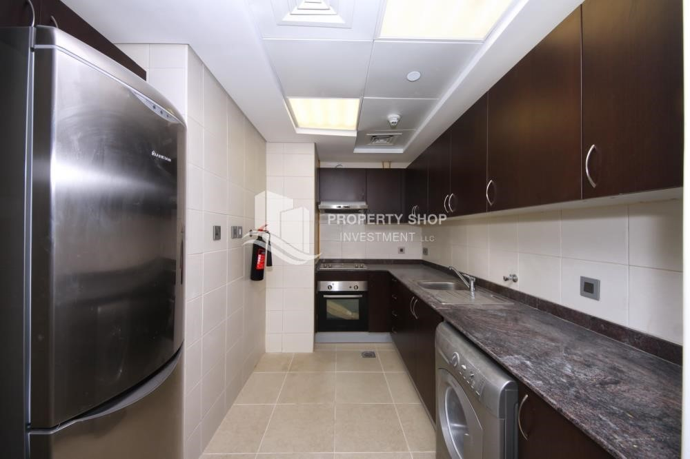 Kitchen - 1br, Mangrove Place with Balcony