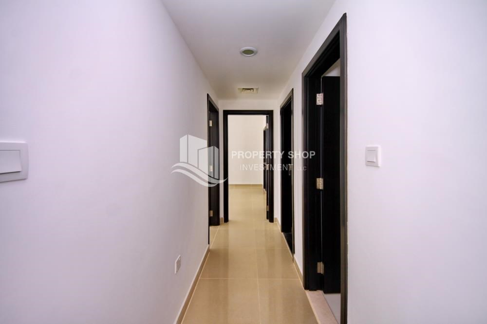 Corridor - 2 Bedroom Apartment in Al Reef Downtown FOR RENT by first week of July!