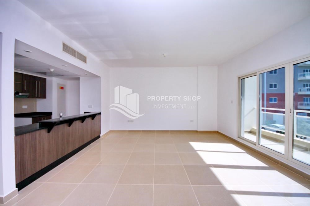 Dining Room - 2 Bedroom Apartment in Al Reef Downtown FOR RENT by first week of July!