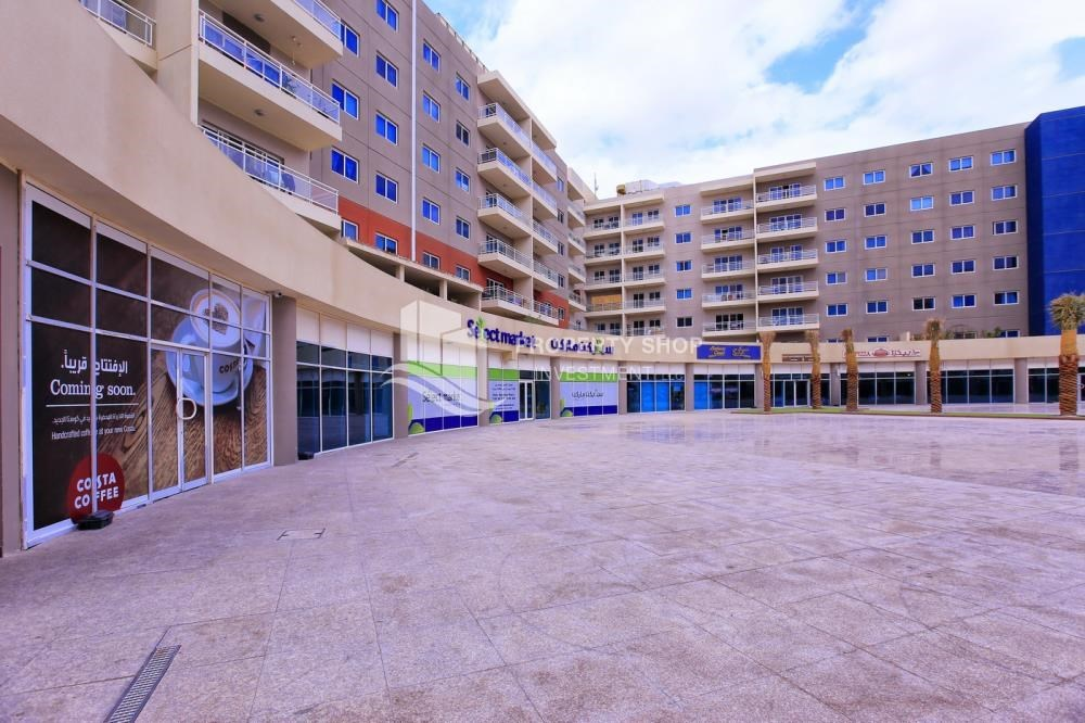 Facilities - 2 Bedroom Apartment in Al Reef Downtown FOR RENT by first week of July!