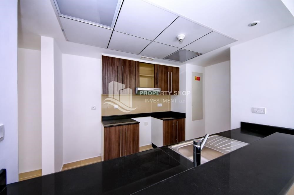 Kitchen - 2 Bedroom Apartment in Al Reef Downtown FOR RENT by first week of July!