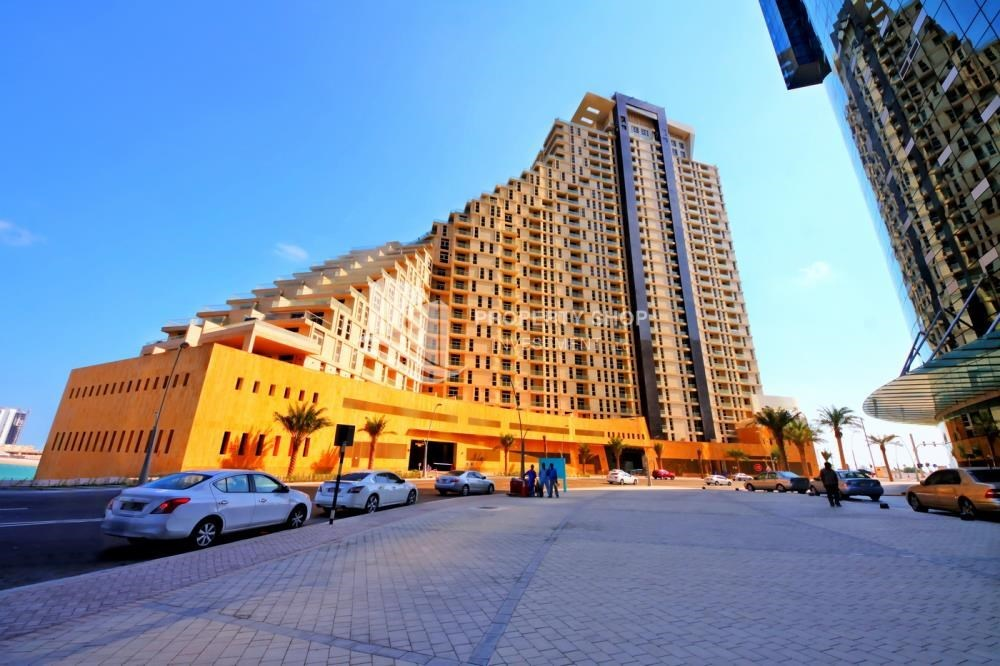 Community - 1BR with balcony in Mangrove Place available now!
