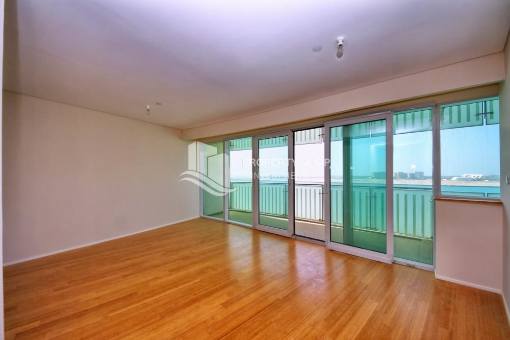 Bedroom - Spacious 3+M BR Apt with Partial Sea View