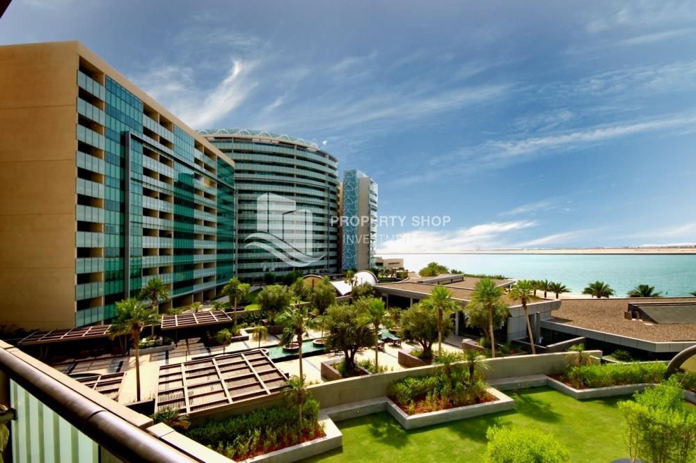 Community - Spacious 3+M BR Apt with Partial Sea View