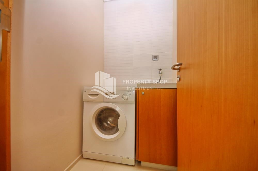 Laundry Room - Spacious 3+M BR Apt with Partial Sea View