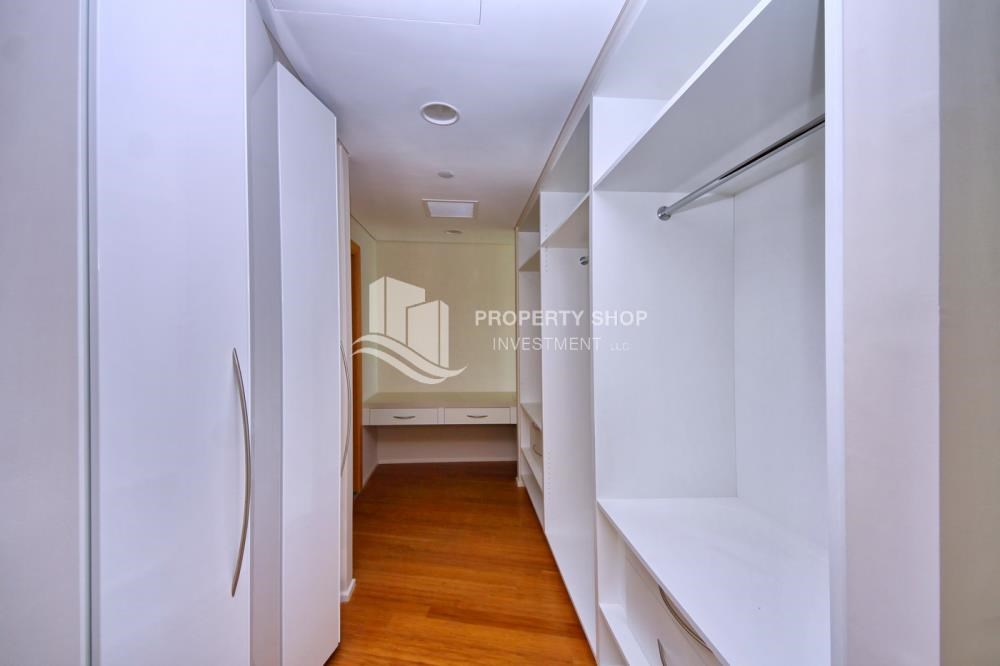 WalkIn Closet - Spacious 3+M BR Apt with Partial Sea View
