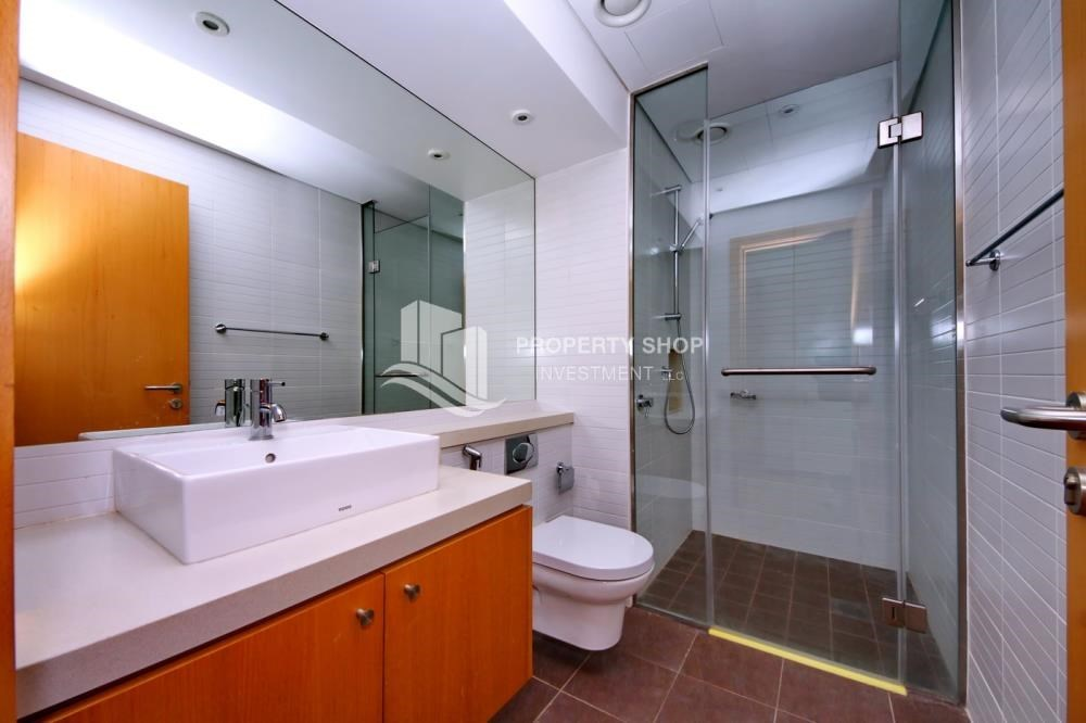 Bathroom - High floor huge unit plus balcony with sea view!