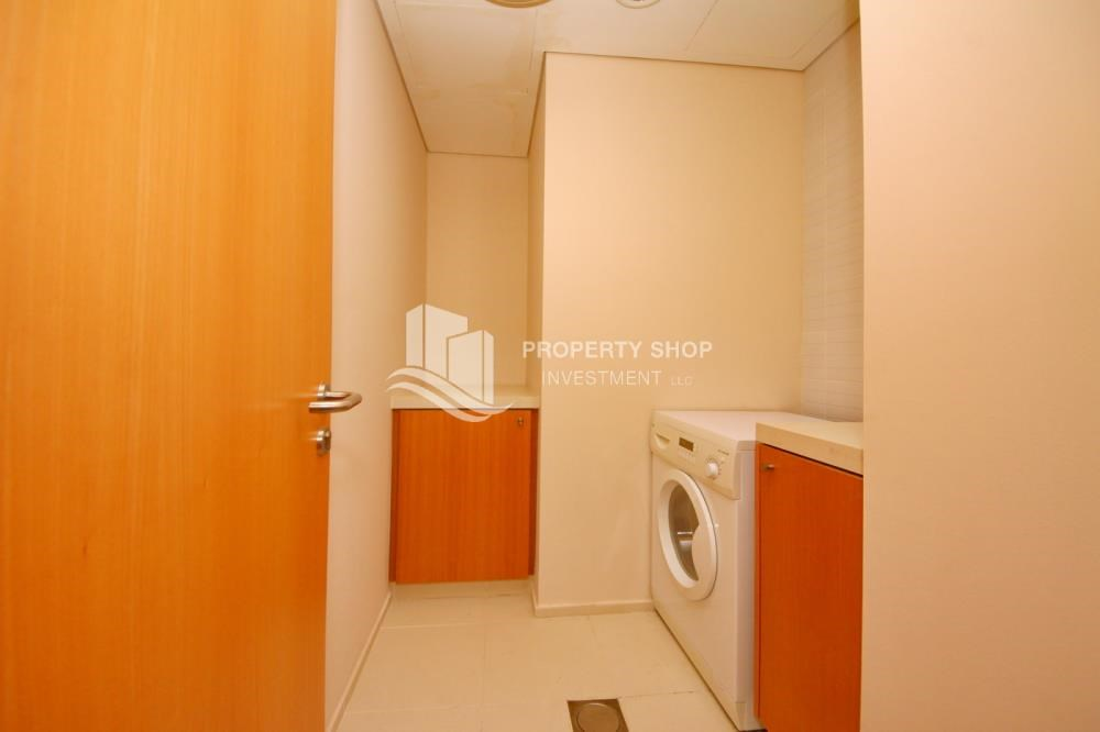 Laundry Room - High floor huge unit plus balcony with sea view!