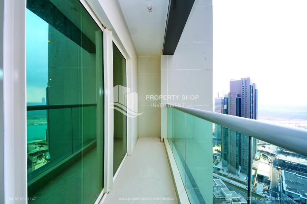 Balcony - Inspiring 2 Bedroom Apartment For RENT!