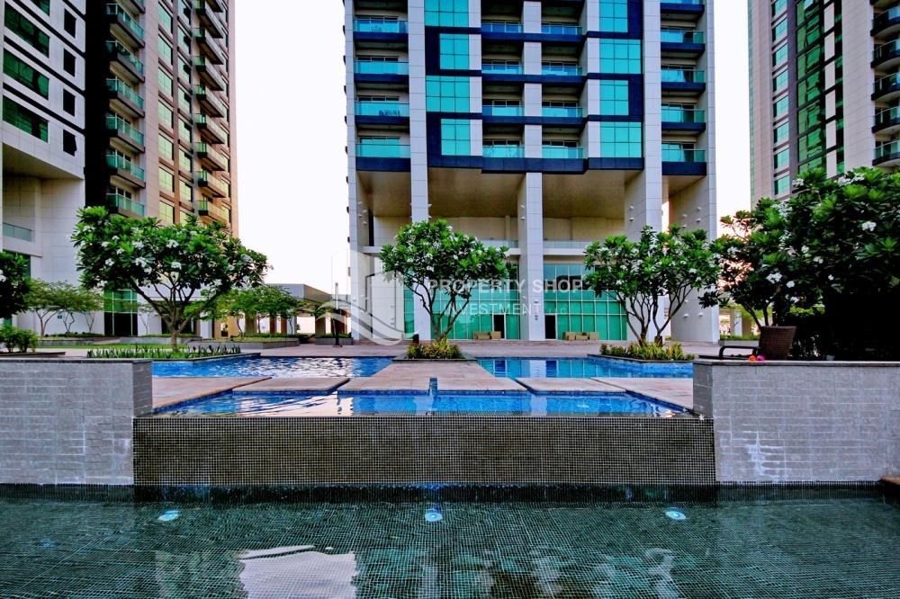Facilities - Sea View Apt at Excellent Price