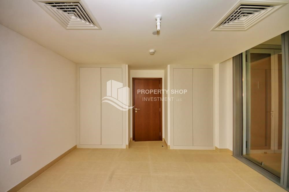 Bedroom - 3BR duplex townhouse with Maid's room.