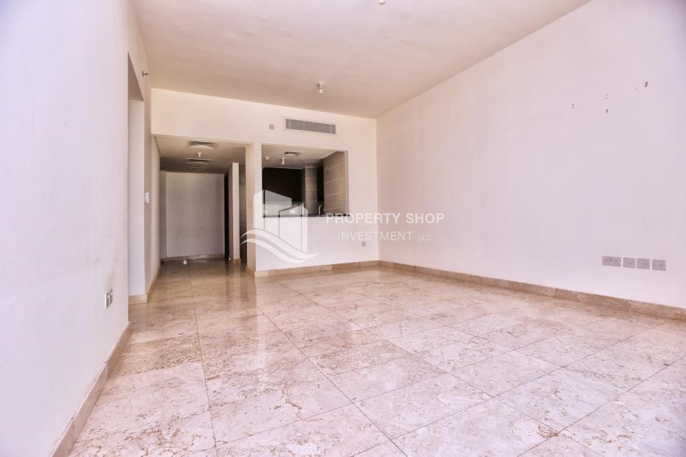 Dining Room - Low floor 2BR apartment in Marina Heights with park view.