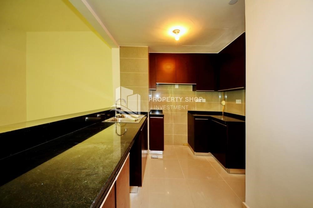 Kitchen - High floor 2BR Apartment with Balcony