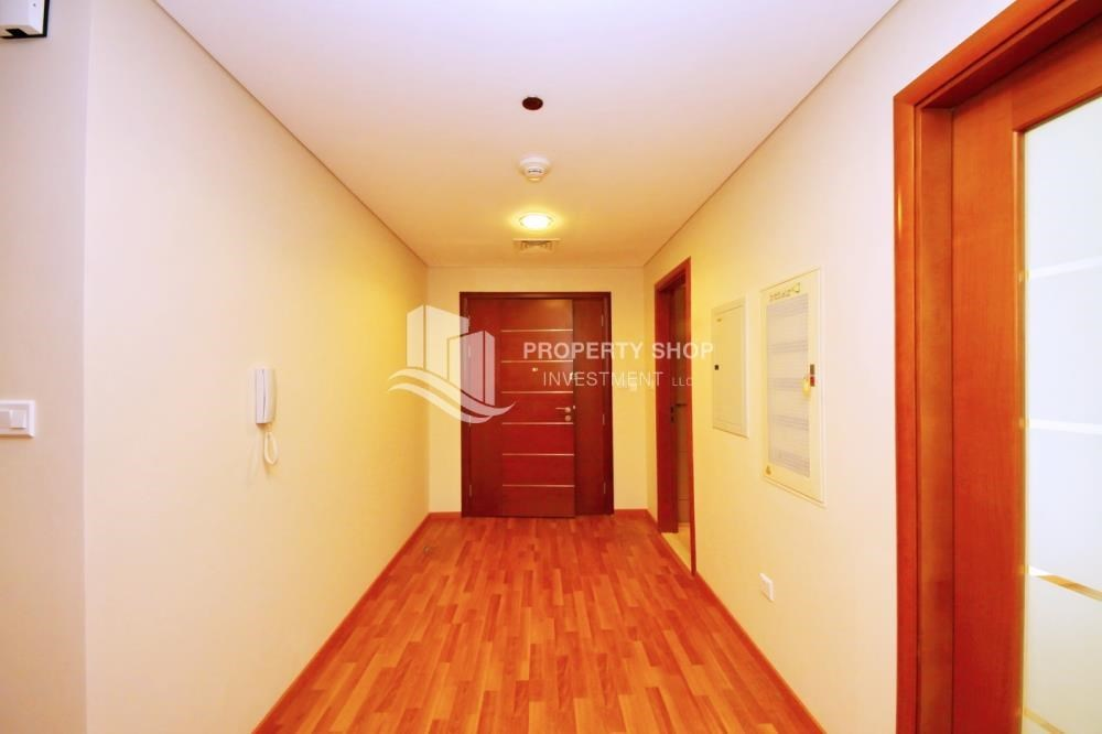 Foyer - Spacious Sea View 1+M BR with balcony.