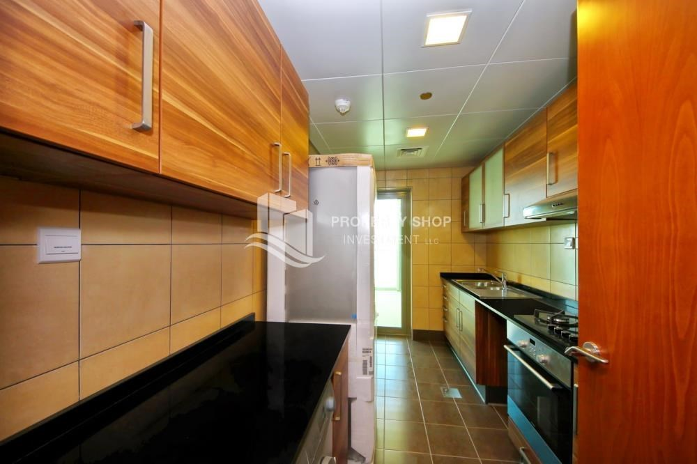 Kitchen - Spacious Sea View 1+M BR with balcony.