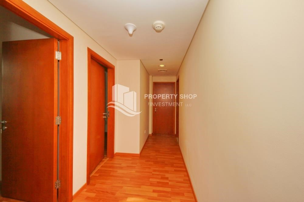 Corridor - 3+M BR with Wide Balcony + 2 Reserved Parking