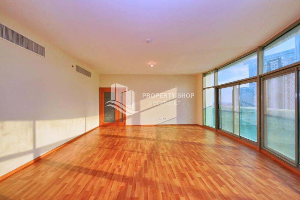 Dining Room - 3+M BR with Wide Balcony + 2 Reserved Parking