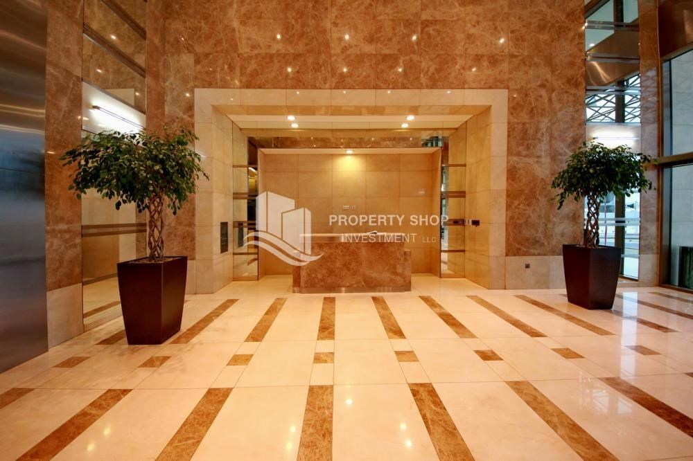 Reception - 3+M BR with Wide Balcony + 2 Reserved Parking