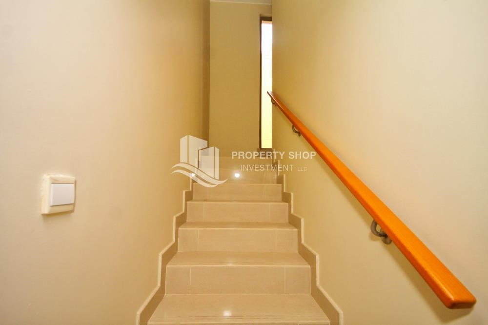 Stairs - Luxurious 4BR Villa S + Study Room + Maid's Room.