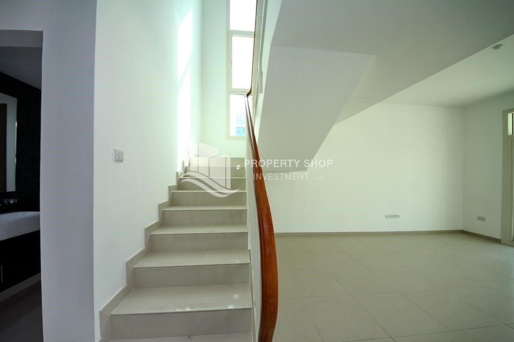 Stairs - 3BR+M Villa with private pool.