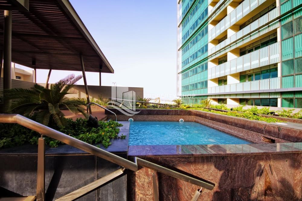 Facilities - Sea view Apt with high end amenities