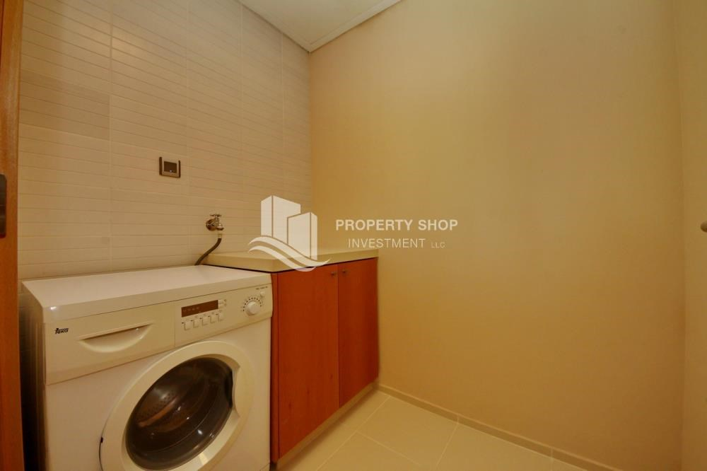 Laundry Room - Sea view Apt with high end amenities