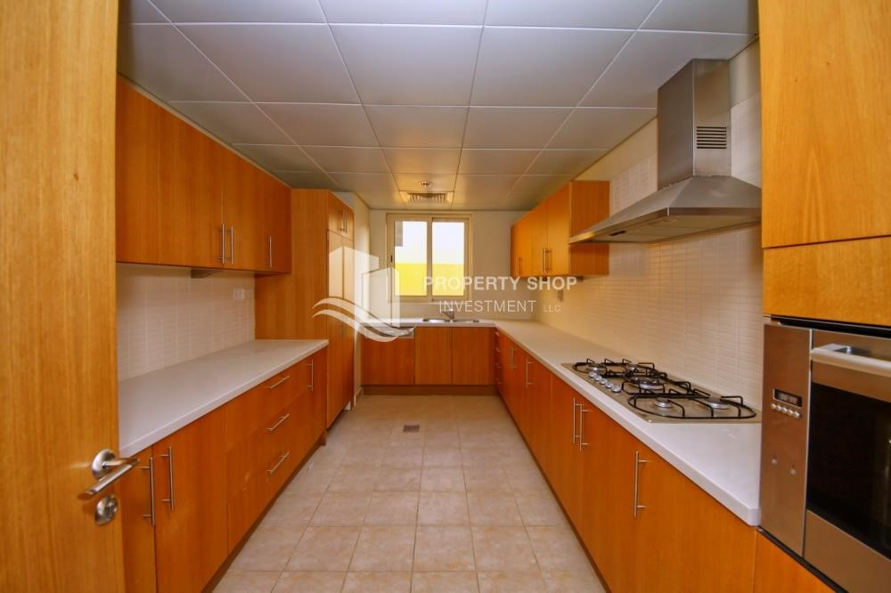 Kitchen - 4 Bedroom Villa type (A) for Sale.