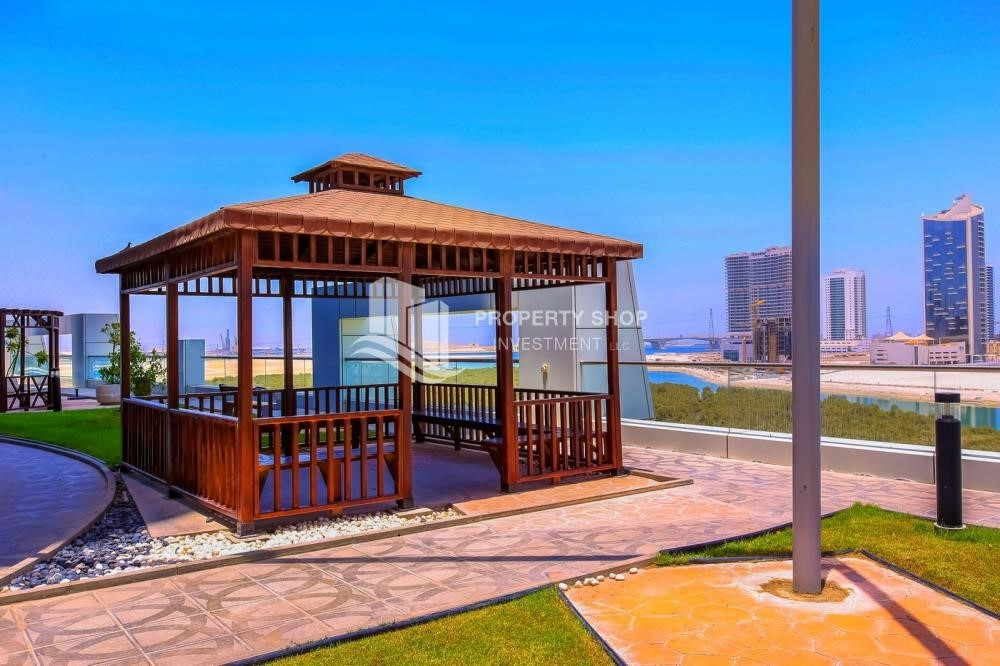 Facilities - Studio Apt with Sea View for rent, Monthly Payments!