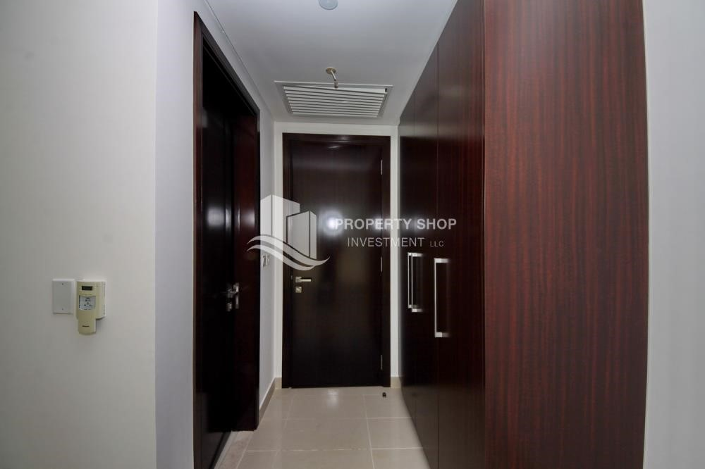 Built in Wardrobe - Brand new tower in Al Reem Island ready to move in! Spacious bedrooms!