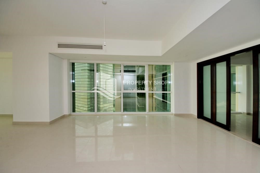 Dining Room - Brand new tower in Al Reem Island ready to move in! Spacious bedrooms!