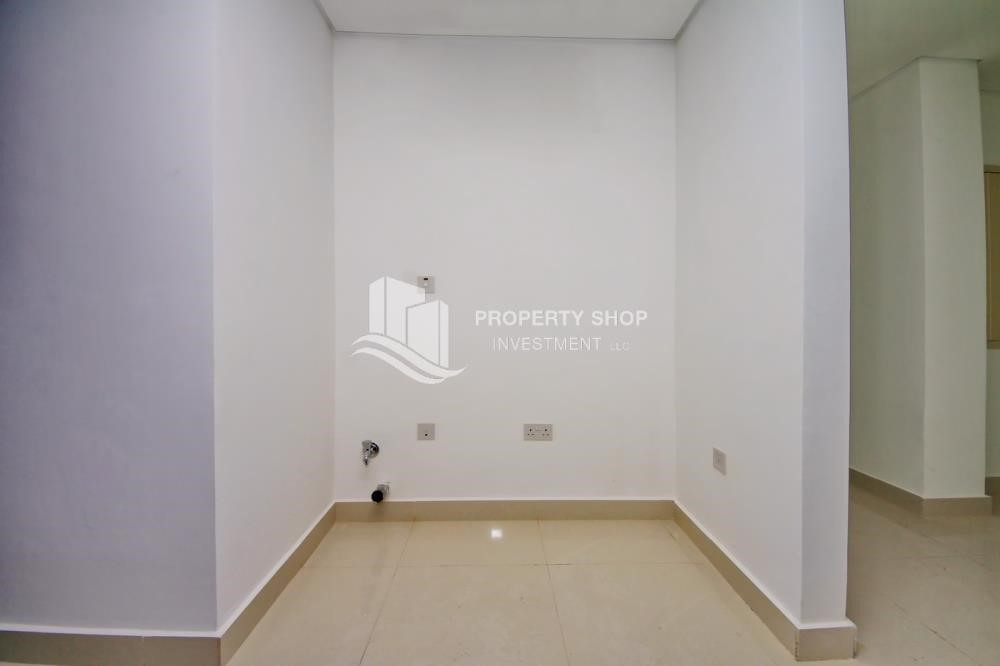 Laundry Room - Brand new tower in Al Reem Island ready to move in! Spacious bedrooms!
