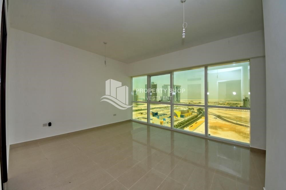 Master Bedroom - Brand new tower in Al Reem Island ready to move in! Spacious bedrooms!
