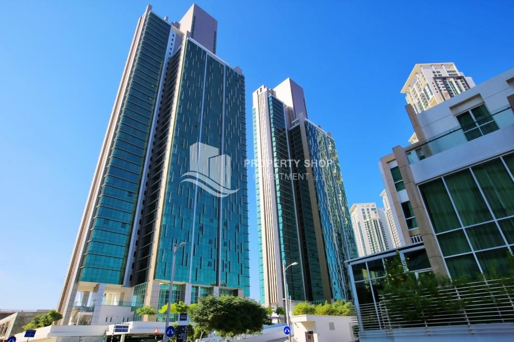 Property - Brand new tower in Al Reem Island ready to move in! Spacious bedrooms!