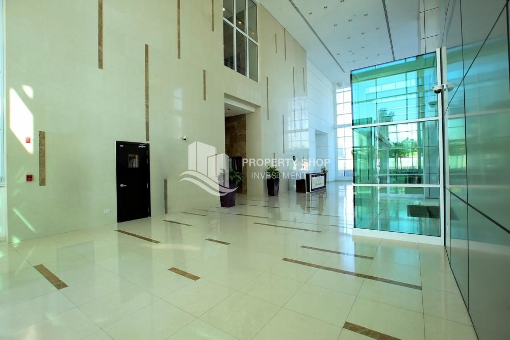 Reception - Brand new tower in Al Reem Island ready to move in! Spacious bedrooms!