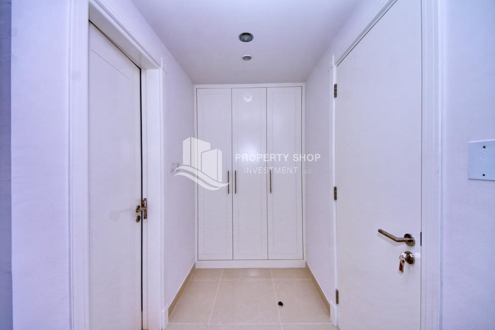 Built in Wardrobe - Spacious 1BR with balcony and sea view.