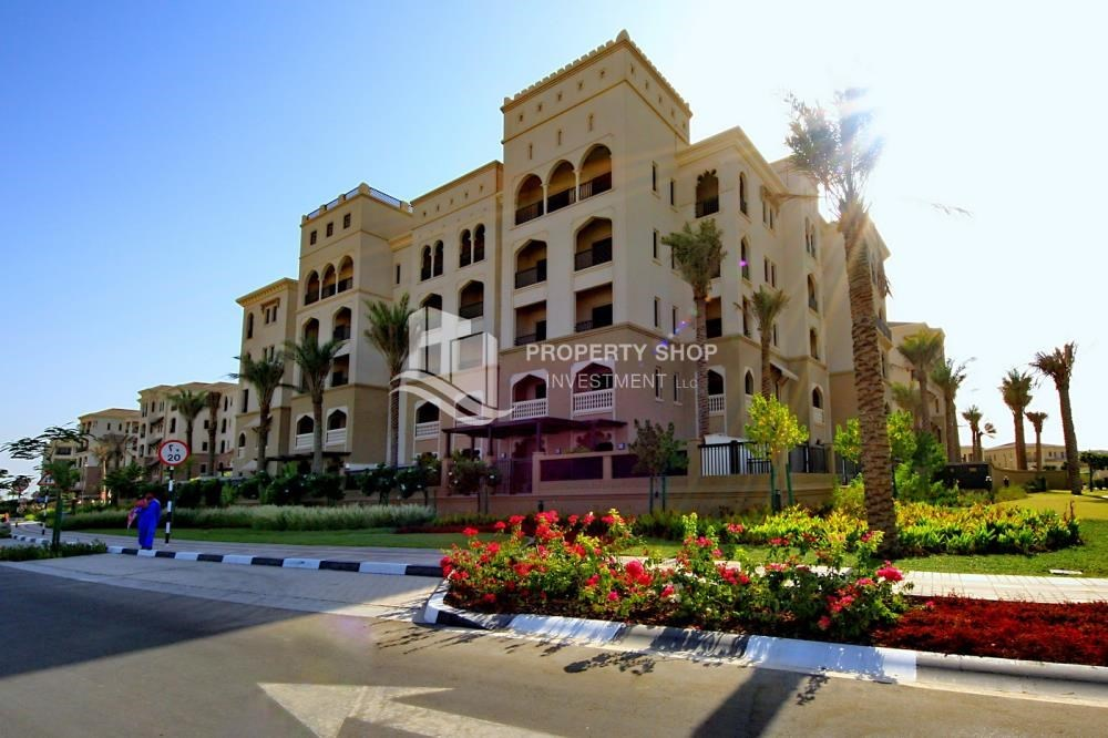 Property - Beautiful and unique living spaces in Saadiyat Beach Residences, 1BR Apt Available for rent! Zero Commission!