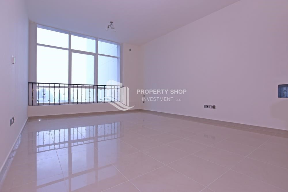 Bedroom - Studio apartment for rent in Hydra Avenue Tower