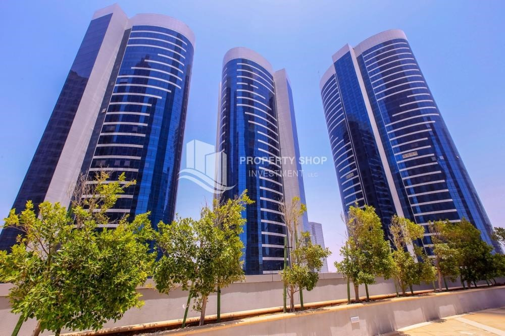 Property - Studio apartment for rent in Hydra Avenue Tower