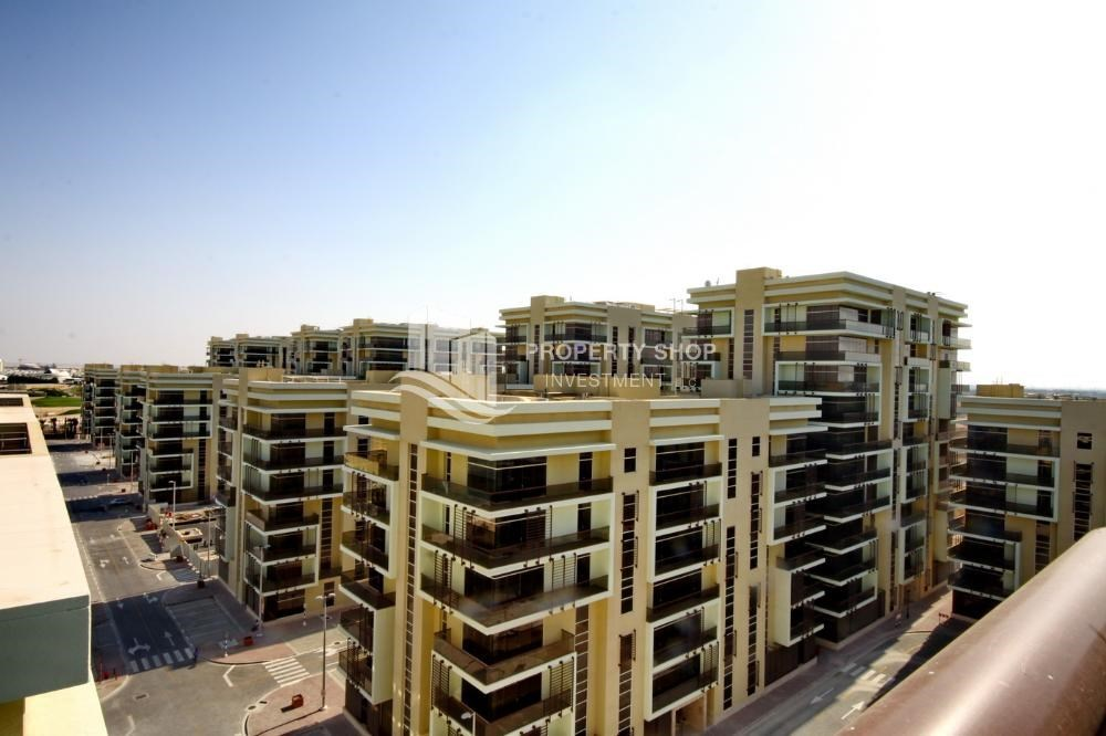Property - Community view for Apartment for rent in Al Rayyana.