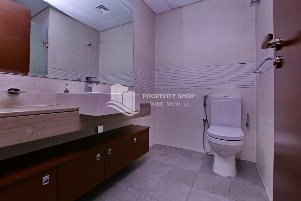 Bathroom - Studio available for rent, The ARC, Reem Island!