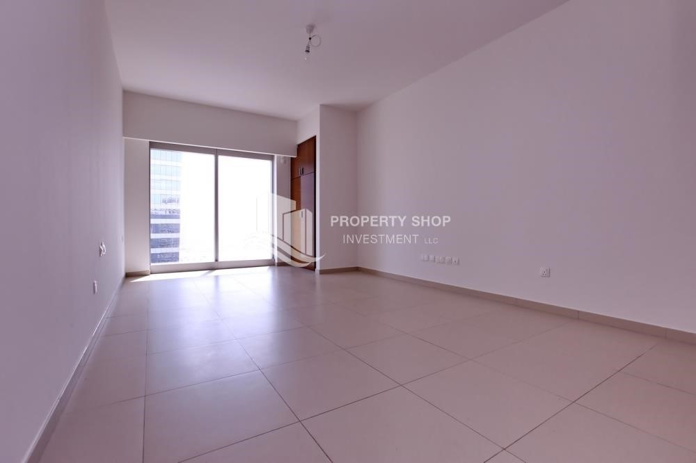 Bedroom - Studio available for rent, The ARC, Reem Island!